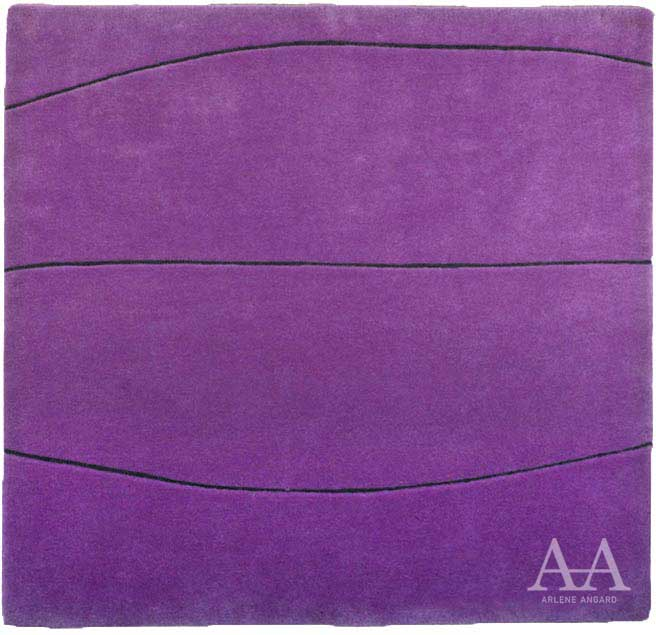 "Arlene Angard Collections, Stark Area Rugs ""Sunset in Bermuda"""