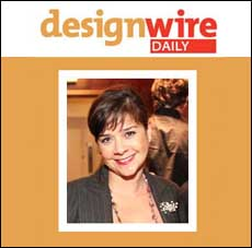 DesignWire Daily and Arlene Angard Designs & Fine Art, Winter 2012