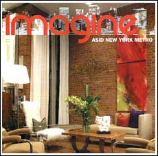 Imgine Magazine and Arlene Angard Designs & Fine Art, Summer 2011