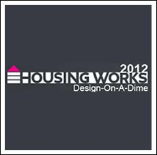 AAD for Housing Works, Design on a Dime 2012