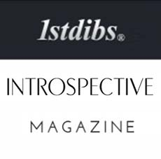 1stdibs Introspective Magazine and Arlene Angard Designs & Fine Art, Winter 2014