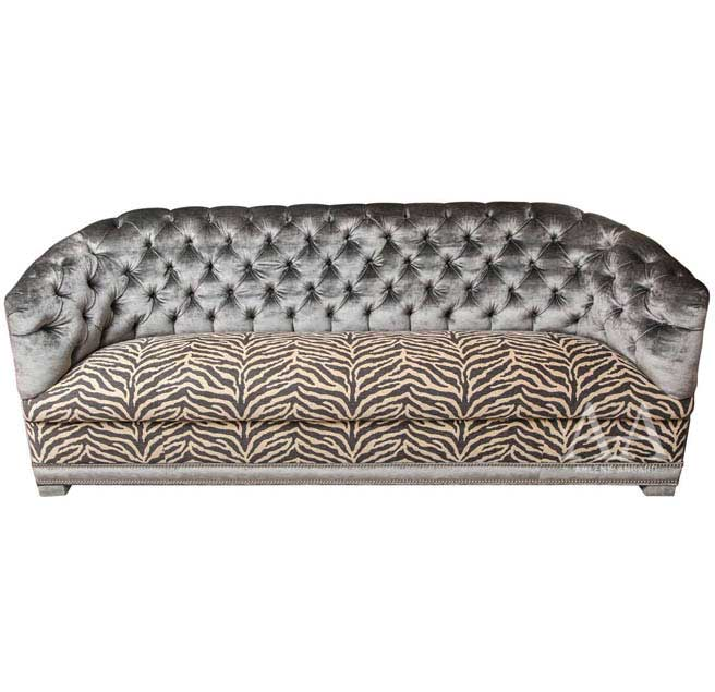 Hollywood Sofa By Arlene Angard Collection