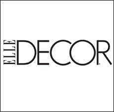 Elle Decor Magazine and Arlene Angard Designs & Fine Art, Spring 2016