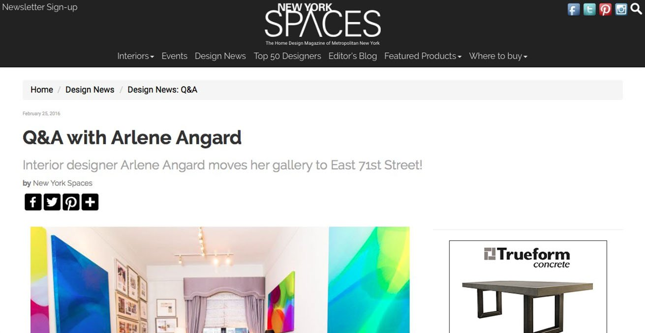 Q&A-NYSpaces