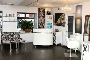 AAD at Hair Salon on Madison, NYC