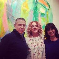 Jeff Angard, Gabriela Tolomei, Arlene Angard