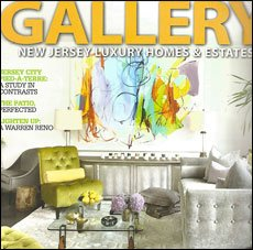 Gallery Magazine and Arlene Angard Designs & Fine Art, Summer 2018