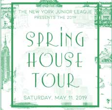 New York Junior League – Spring House Tour 2019