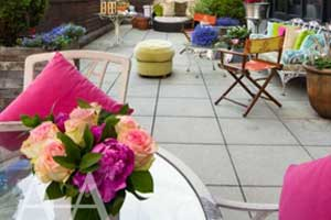 AAD Terrace Landscaping at The Channel Club UES, New York