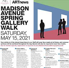 Madison Avenue Spring Gallery Walk