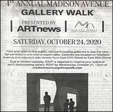 New York Times Featuring Arlene Angard Designs & Fine Art